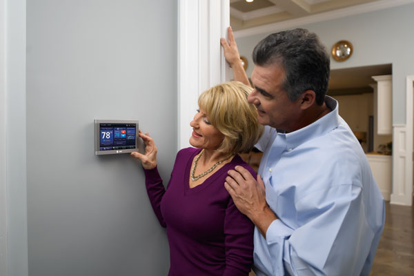 Electric to Gas Conversion Products - Couple changing Thermostat