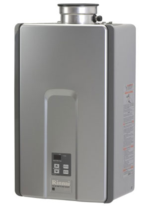 Rinnani Tankless Water Heater